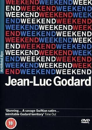 Resultado de imagen de week end 1967 poster