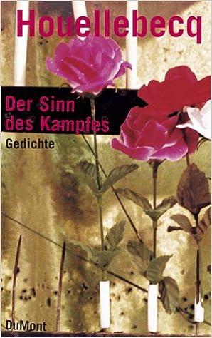 Der Sinn Des Kampfes Gedichte Französisch Deutsch Amazon