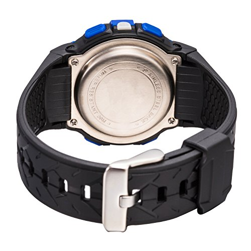 Kids Watch Sport Multi Function 30M Waterproof LED Alarm Stopwatch Digital Child Wristwatch for Boy Girl by Takyae (Image #6)