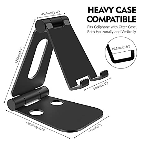 Review Accreate Portable Phone Stand