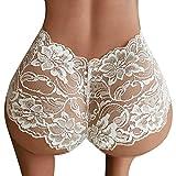 AIEason Lingerie Set, Girl High Waist G-String Brief Pantie Thong Lingerie Knicker Lace Underwear