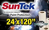 SunTek Clear Bra Self Healing Paint Protection Bulk Film Roll 24-by-120-inches