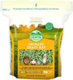 : Oxbow Animal Health Orchard Grass Hay for Pets, 15-Ounce