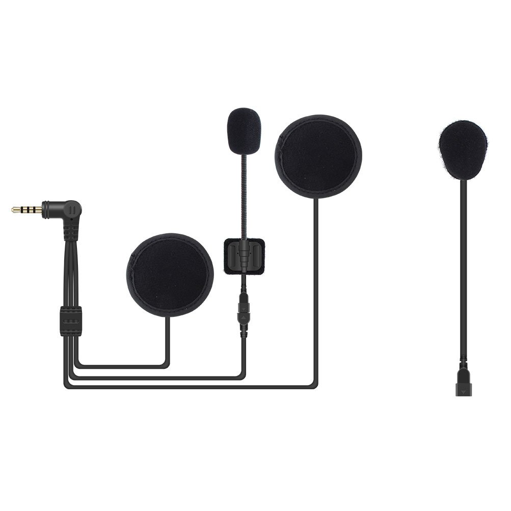 Off-road Helmet Motorcycle Intercom Motorcycle Helmet Communication Systems With Noise Cancellation Up to 4 Riders LEXIN 2pcs LX-B4FM Motorcycle Bluetooth Headset with FM Radio