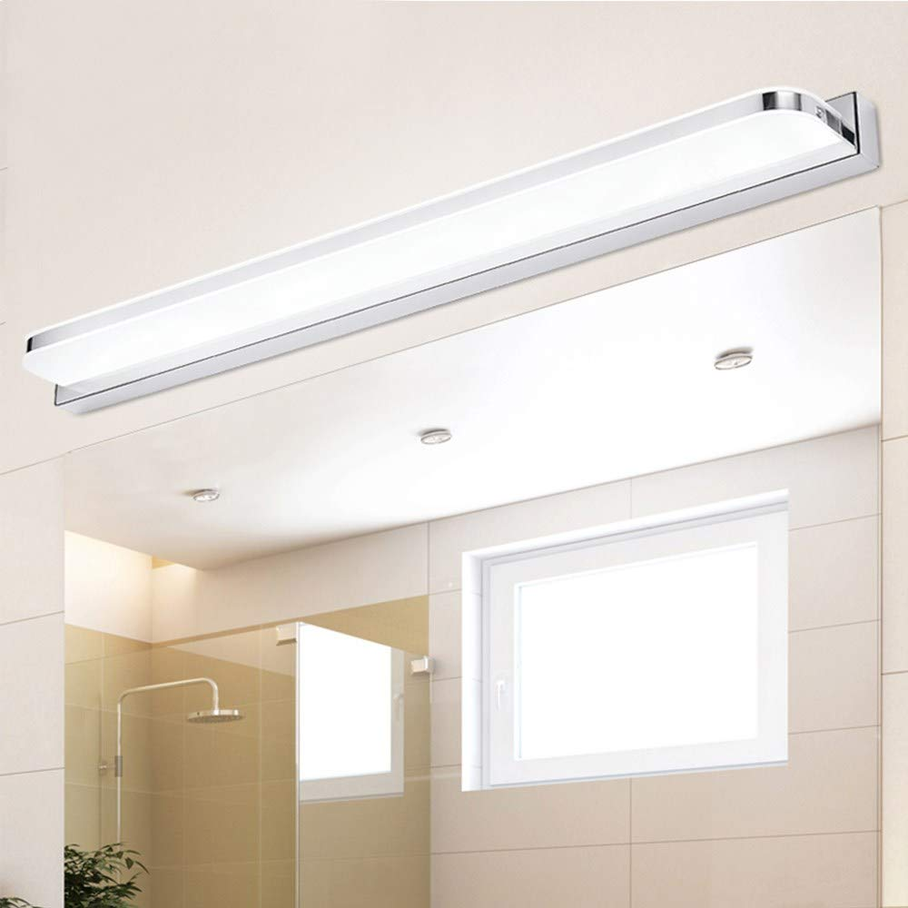 Cwill - Moderna lámpara lineal LED de pared con luces de ...