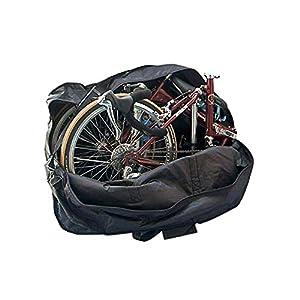 StillCool Bicicletta Pieghevole Borsa Sacchetto di Viaggio Viaggio Sacchetto di Scatola Sacchetto Spessore, Trasporto… 1 spesavip