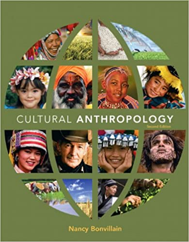Cultural anthropology 2nd edition nancy bonvillain 9780205685097 cultural anthropology 2nd edition nancy bonvillain 9780205685097 amazon books fandeluxe Image collections