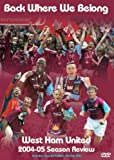 West Ham United: End Of Season Review 2004/2005 [DVD]
