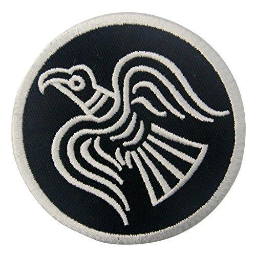 Rare Norse Viking Raven Runes Odin God of