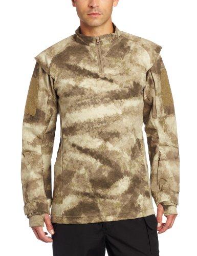 Propper Men's TAC.U Combat Shirt, A-TACS AU Camo, XX-Large Long