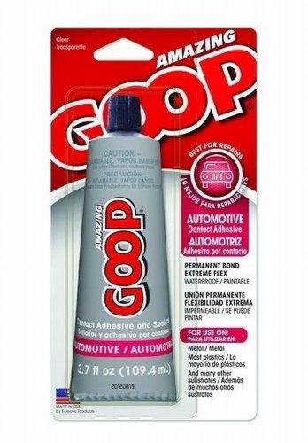 - Automotive Adhesive Goop