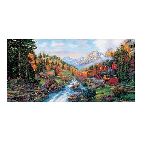 Run 1,000 Piece Puzzle (Autumn Run 1000 Piece Puzzle)