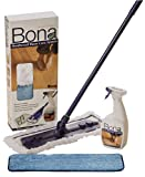 Bona 4 Piece Hardwood Floor Care System