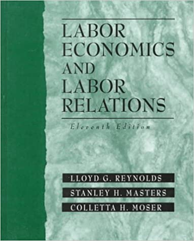 Labor economics and labor relations 11th edition lloyd g labor economics and labor relations 11th edition 11th edition fandeluxe Choice Image