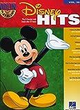 Disney Hits - Violin Play-Along Volume 30 (Bk/CD) (Hal Leonard Violin Play Along)