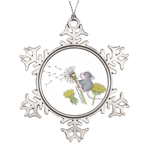 Christmas Snowflake Ornaments Ideas For Decorating Christmas Trees House-Mouse Designs24208; - Pins Large Christmas Tree Decorations ()