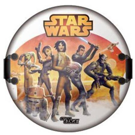 Tech 4 Kids Star Wars Foam Sled Ride On, 24''