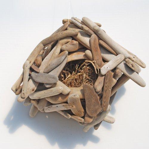 Driftwood Bird House, My Pet Supplies