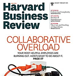 Harvard Business Review, January 2016