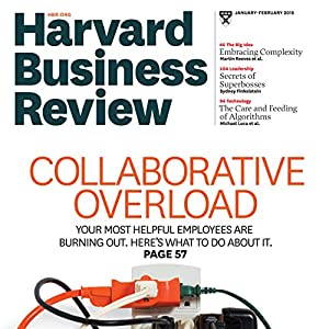 Harvard Business Review, January 2016 Periodical