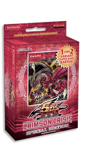 Yu-Gi-Oh! 70126 - 5-D's Special Edition Crimson Crisis