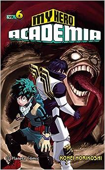 My Hero Academia Nº 06 por Daruma epub