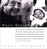 What's Worth Knowing, Wendy Lustbader, 1585420719