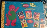 img - for Barney Play Pack book / textbook / text book