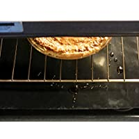 FitFabHome Non-Stick Oven Liners - using 1