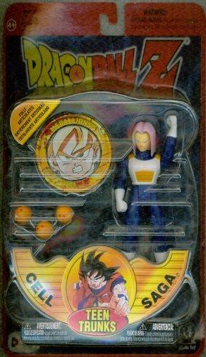 Dragonball Z Series 10 Cell Saga Teen Trunks Action Figure