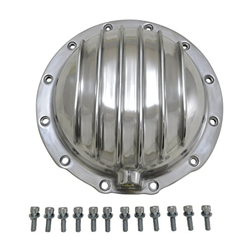 Yukon Gear & Axle (YP C2-M20) Finned Polished Aluminum Cover for AMC Model 20 Differential