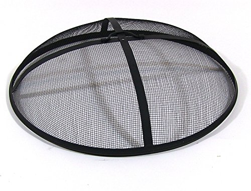Sunnydaze 22-Inch Diameter Fire Pit Spark Screen