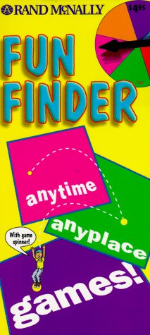 Fun Finder: Anytime Anyplace Games! (Funfinder Series)