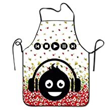 Smiley Emoticons Kitchen Cooking BBQ Apron