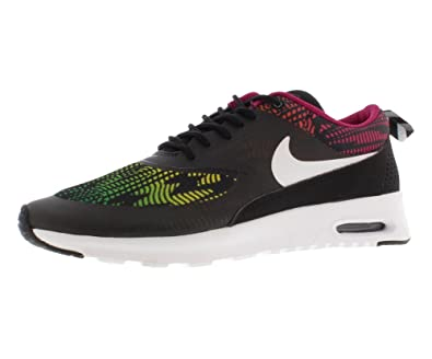 womens nike air max thea print running shoes review