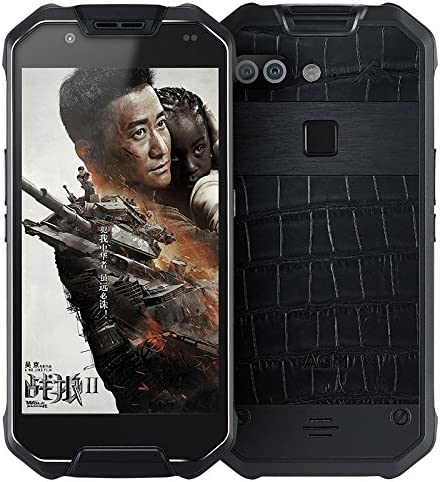 4 G LTE Smartphone sin Contrato, AGM X2 IP68 Resistente al Agua Exterior Resistente Smartphone Dual SIM 6 GB + 64GB 6000 mAh 5.5 Pulgadas Android 7.1 Qualcomm Snapdragon Octa Core NFC: Amazon.es: Electrónica