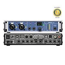 RME Fireface UCX 36-Channel, 24-Bit/192kHz High-end USB & FireWire Audio Interface with 1 Year Free Extended Warranty