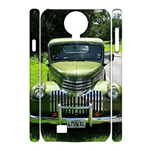 Custom A car Case for SamSung Galaxy S4 I9500 with Green 1946 Pickup yxuan_3738986 at xuanz