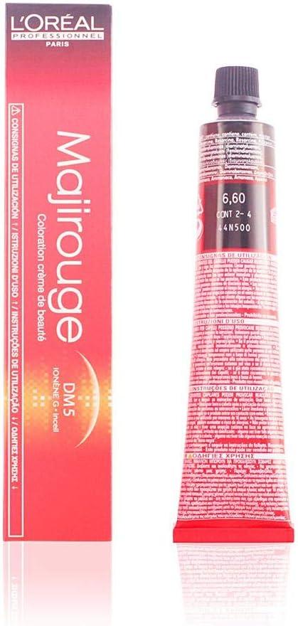 Majirouge Coloración permanente en crema para el cabello 6.6 50 ml