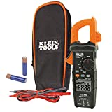 Klein Tools CL600 AC Auto-Ranging 600 Amp Digital Clamp Meter