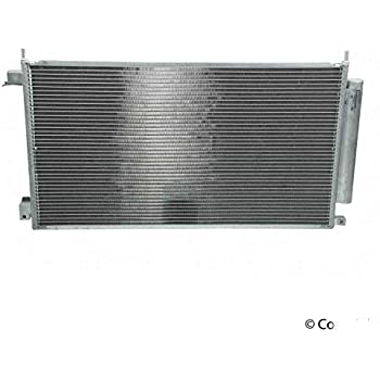 New Brand A//C AC Aluminum Condenser Fits for 03-07 Honda Accord 2.4L-L4