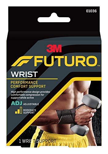 Futuro Precision Fit Wrist Support, Moderate Support, Adjust to Fit