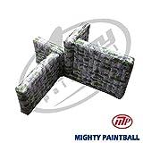 MP Paintball Air Bunker - wall panel combination - CROSS shape, 1A1B1C1D (MP-SB-WP07)