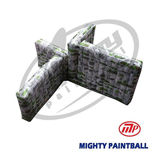 MP Paintball Air Bunker - wall panel combination - CROSS shape, 1A1B1C1D (MP-SB-WP07) by MP - Mighty Products