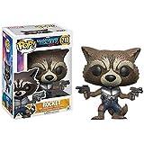 Funko Pop Vinyl Marvel Guardians of the Galaxy Vol. 2 Rocket Raccoon Exclusive Bobblehead Figure 210