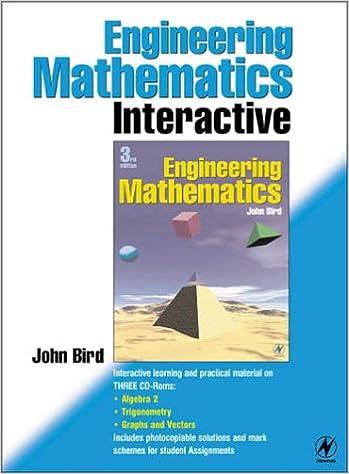 Engineering Mathematics Interactive: CD-ROM pack