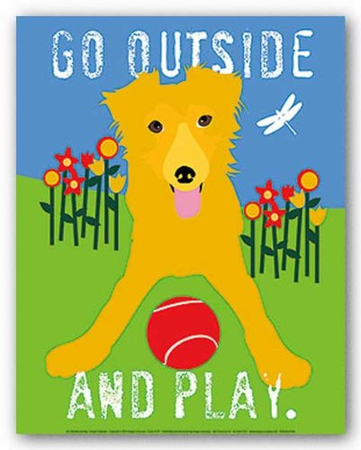 Go Outside And Play by Ginger Oliphant 11