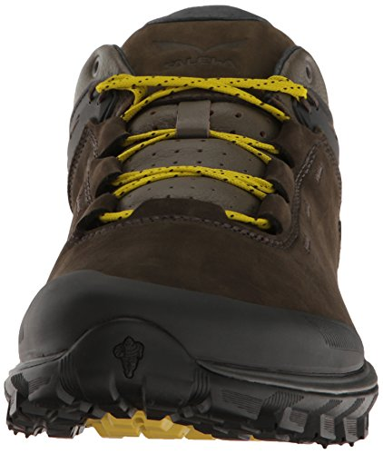 SALEWA Ms Wander Hiker L, Zapatos de Low Rise Senderismo para Hombre Multicolor (Black Olive/bergot)