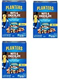 Planters Trail Mix, Nuts and Chocolate MandMs (Pack of 3)