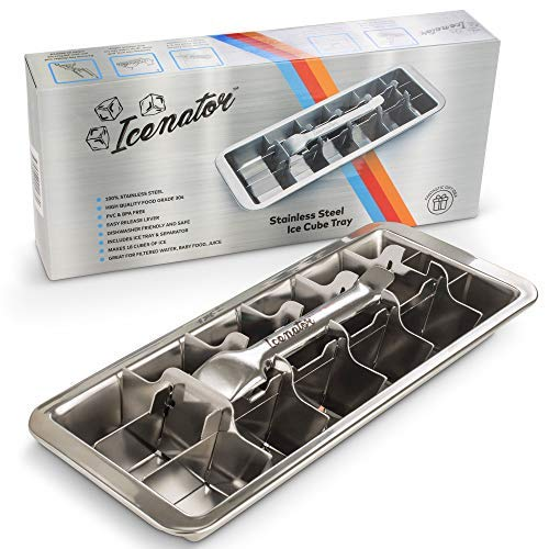 stainless steel freezer tray - 2